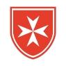лого Суверенен Малтийски орден в България и Доброволци на Малтийския орден